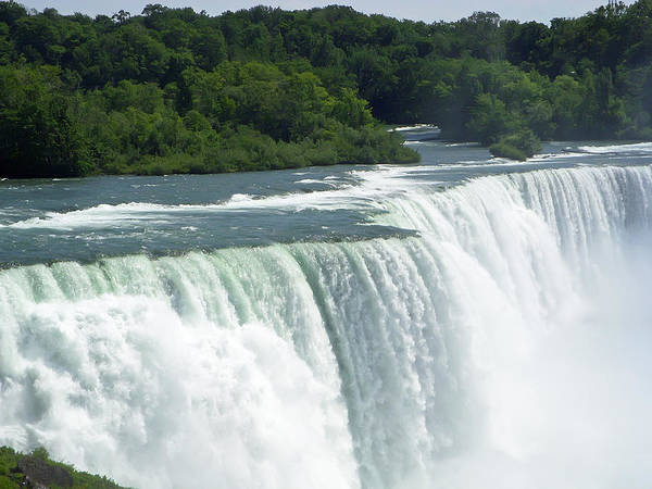 Niagara Falls Poster featuring the photograph Niagara Falls 8 by Aimee L Maher Photography and Art Visit ALMGallerydotcom