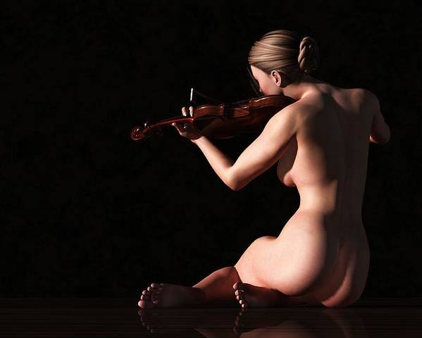 beautiful-nude-playing-violin