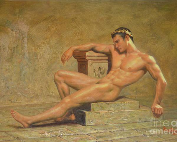 Art men nude