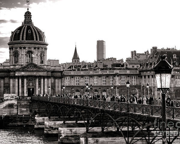France Poster featuring the photograph Quintessential Paris by Olivier Le Queinec