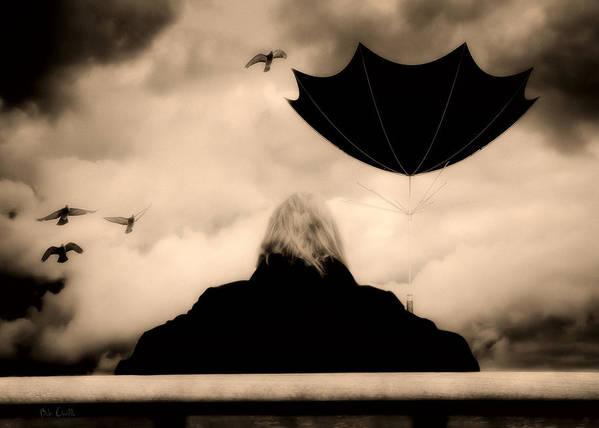 Umbrella Poster featuring the photograph Seasons Change by Bob Orsillo