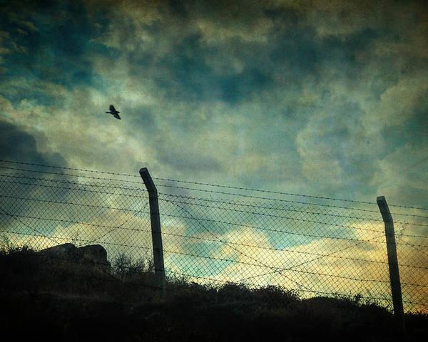Landscape Poster featuring the photograph Southwester by Zapista Zapista