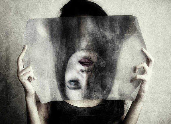 Hands Poster featuring the photograph Turn Off by Hari Sulistiawan