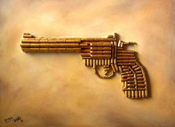Colt Python  357 Poster