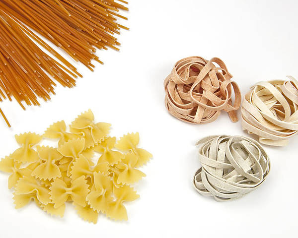 Pasta Poster featuring the photograph Pasta by Joana Kruse