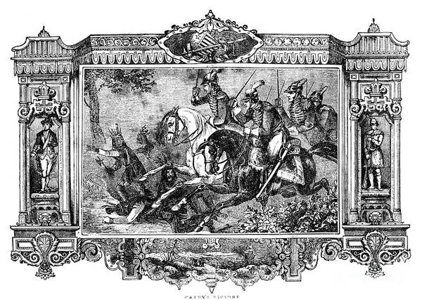 1794 Poster featuring the photograph Battle Of Fallen Timbers by Granger