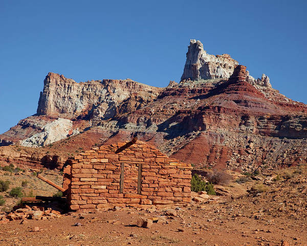 Southern Utah Poster featuring the photograph San Rafael Swell by Southern Utah Photography