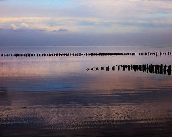 Wadden Sea Poster featuring the photograph Sylt by Joana Kruse