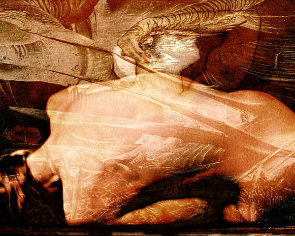 Fine Art Poster featuring the photograph Awakening by Fine Art Photography