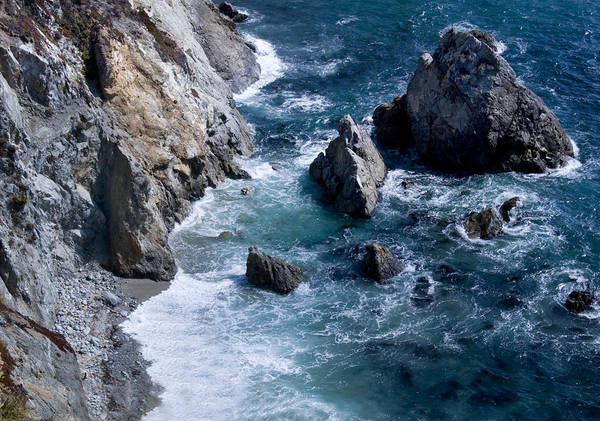 Big Sur Poster featuring the photograph Big Sur by Anthony Citro