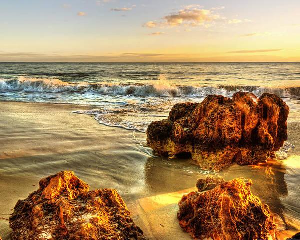 Australia Poster featuring the photograph Brighton Beach Wa by Imagevixen Photography