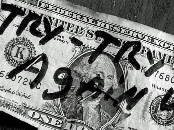 Dollar Poster featuring the photograph Bring Back The Greenback by Joe Jake Pratt