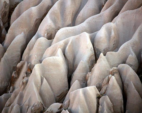 Fairy Chimneys Poster featuring the photograph Cappadocia Rocks by RicardMN Photography