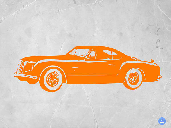 Classic Car Poster featuring the photograph Classic Car 2 by Naxart Studio