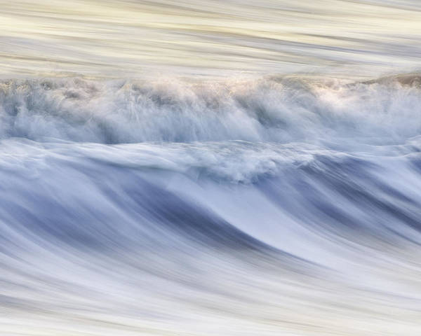 Color Poster featuring the photograph Color Wave IIi by Rob Travis