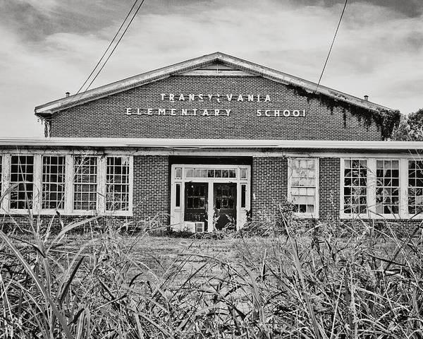 Transylvania Poster featuring the photograph Elementary School by Scott Pellegrin