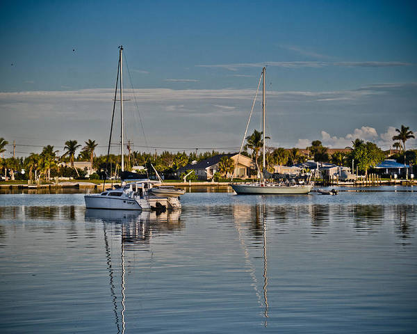 Fort Pierce Poster featuring the photograph Fort Pierce Sweetness by Trish Tritz