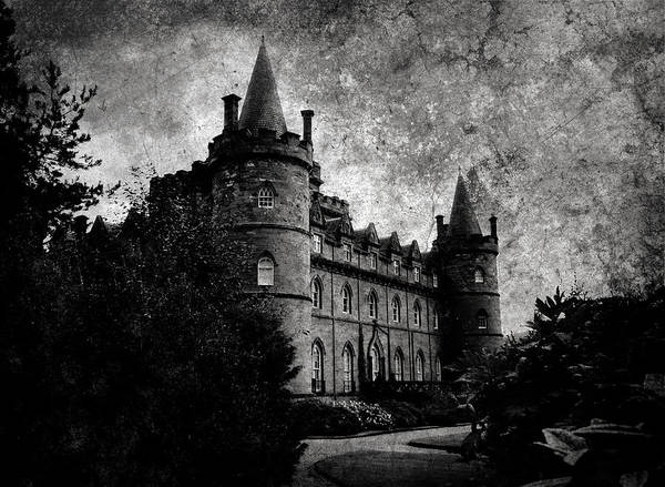 Scotland Poster featuring the photograph Haunted by Laura Melis