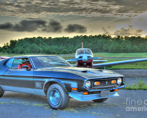 hdr mustang plane photo pictures photography gallery new sunset hi