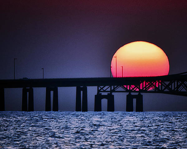 Sunrise Poster featuring the photograph Hello Sun by Vicki Jauron