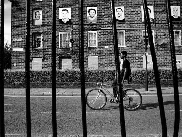 Inner City London Scene Poster featuring the photograph I Am Ere... by Urban Shooters