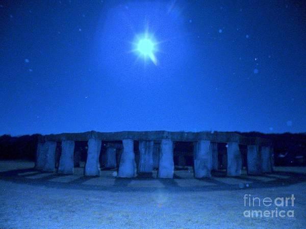 Stonehenge Poster featuring the photograph Left Behind Series by Joe Jake Pratt