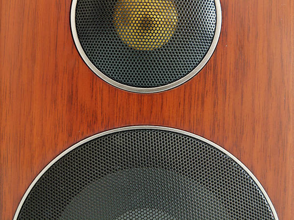 Horizontal Poster featuring the photograph Loudspeaker by Luigi Masella