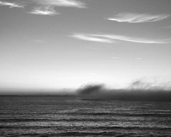 Marina Dunes Beach Poster featuring the photograph Marina - Last Minutes Light by Kathleen Grace