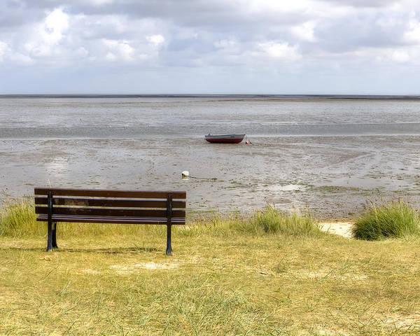 Wadden Sea Poster featuring the photograph Munkmarsch - Sylt by Joana Kruse