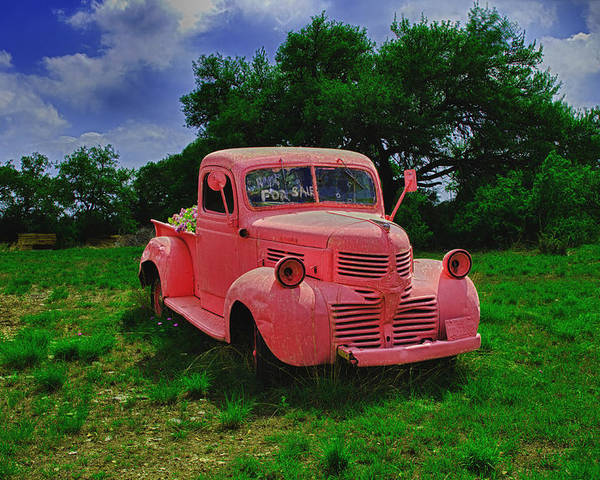 Dodge Poster featuring the photograph Not For Sale by Jeffrey Swank