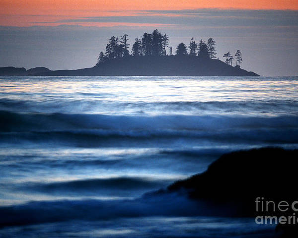 Pacific Rim National Park Poster featuring the photograph Pacific Rim National Park 16 by Terry Elniski
