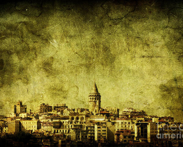 Istanbul Poster featuring the photograph Recollection by Andrew Paranavitana