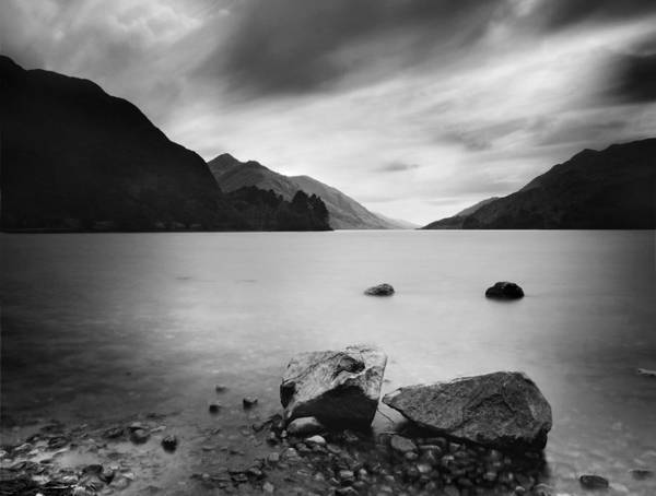Scotland Poster featuring the photograph Scottish Landscape by Nina Papiorek