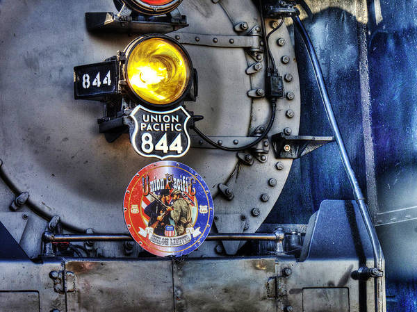 Steam Power Poster featuring the photograph The Boiler by William Fields