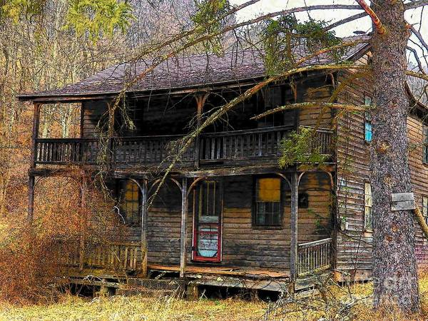 West Virginia Poster featuring the photograph The Homestead by Joyce Kimble Smith