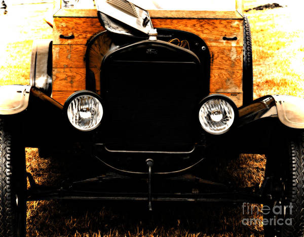 Cars Poster featuring the photograph Things That Crank by Steven Digman