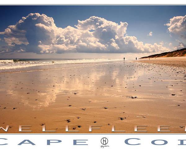 Realism Landscape Posters Poster featuring the photograph Wellfleet by Dapixara Art
