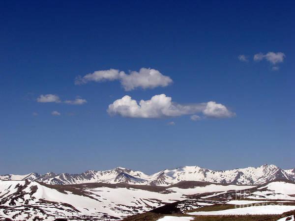 Mountains Poster featuring the photograph Colorado by Amanda Barcon