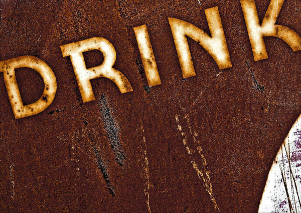 Color Poster featuring the photograph Drink by Curtis Staiger