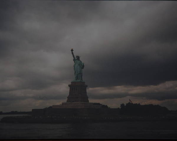 Statue Of Liberty Poster featuring the photograph Lady Liberty by Rob Hans