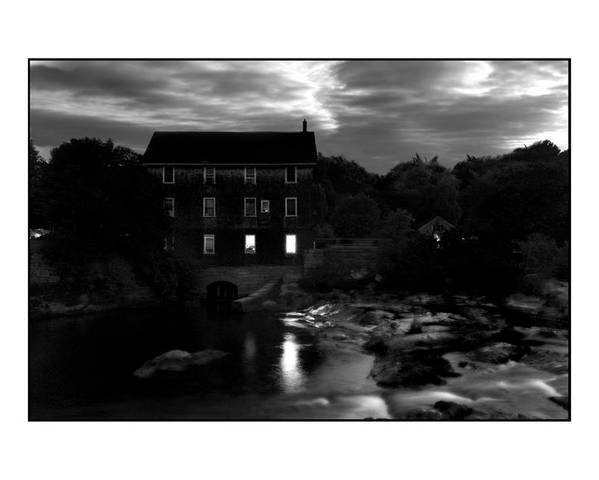 Landscape Poster featuring the photograph Old Mill by Filipe N Marques