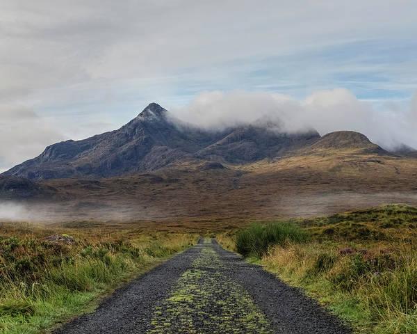 Sligachan Poster featuring the photograph Sligachan - Isle Of Skye by Joana Kruse