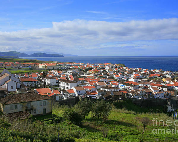 Azores Islands Poster featuring the photograph Maia - Azores Islands by Gaspar Avila