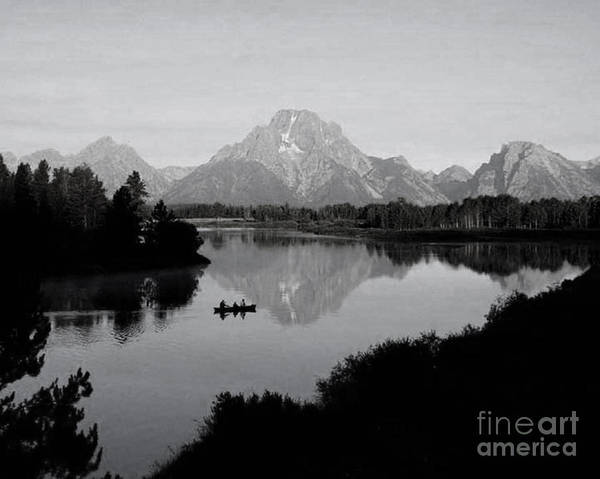 Snake River Poster featuring the photograph Snake River Morning by Bill Hyde