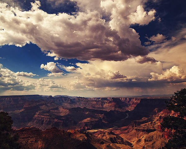 Grand Canyon Poster featuring the photograph Grand Canyon by Chris Thodd