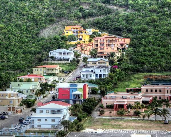 St. Maarten Poster featuring the photograph St. Maarten by Paul James Bannerman