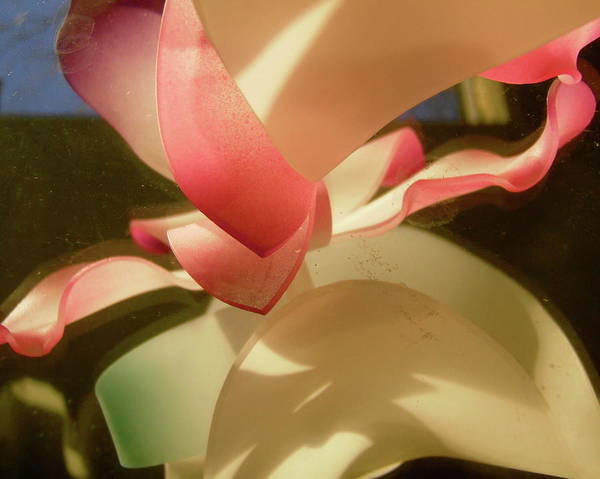 Abstract Poster featuring the photograph Abstract 1083 by Stephanie Moore