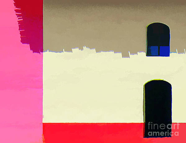 Abstract Poster featuring the photograph Abstract No. Twenty Five by Tom Griffithe