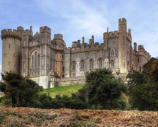 Arundel Castle Poster featuring the photograph Arundel Castle by Joana Kruse
