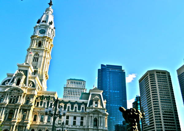 William Poster featuring the photograph Billy Penn by Brynn Ditsche
